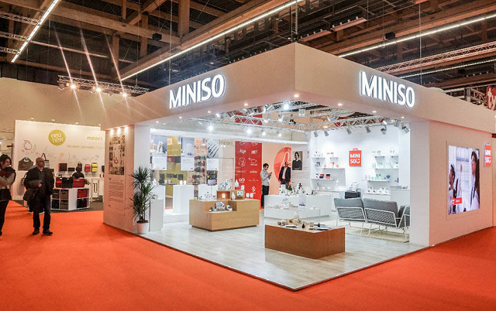 MINISO Attended the Ambiente Frankfurt Once Again