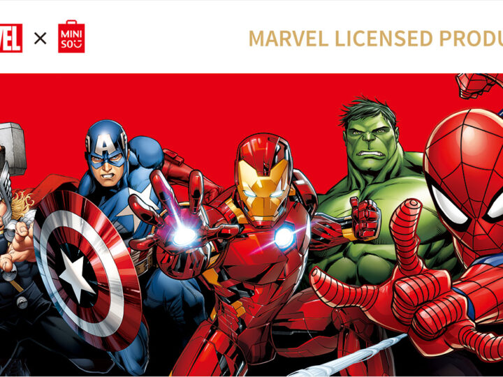 MARVEL x MINISO LAUNCHING SAT 28TH SEPTEMBER   MINISO IRELAND, LEVEL 1 JERVIS SHOPPING CENTRE, DUBLIN