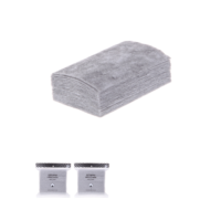 Charcoal Cleansing Pad - 220 sheet