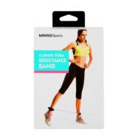 MINISO Sports O-Shape Yoga Resistance Band