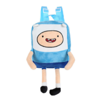 Adventure Time Backpack -Blue