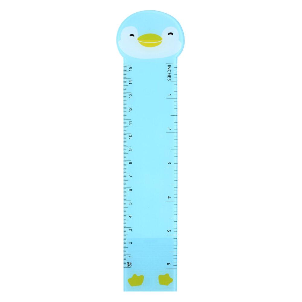Penguin Ruler