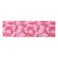 MINISO Sports Yoga Mat -Pink Leaves