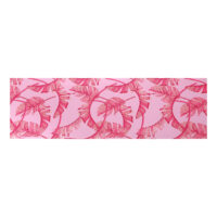 MINISO Sports Yoga Mat -Pink Leaves