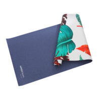 MINISO Sports Yoga Mat -Colored Leaves