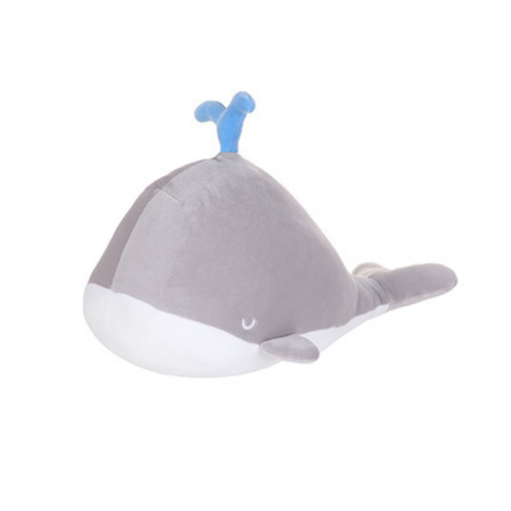 Ocean Series Little Whale Plush Toy