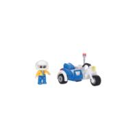 Block Series Police Tricycle