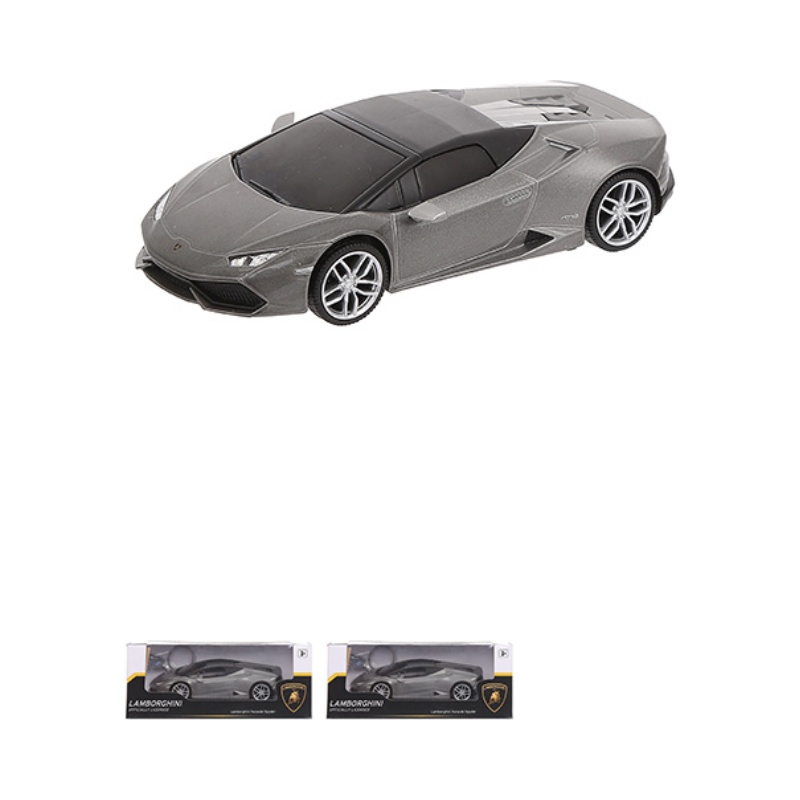Officially Licensed 1:32 Lamborghini LP610-4(Refuelling Type)-68422-Grey
