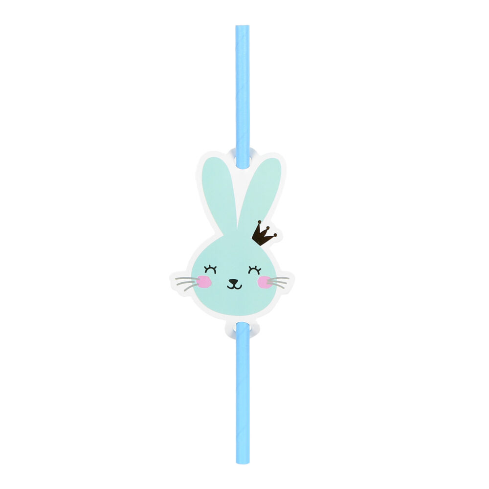 Cute Party Paper Straw