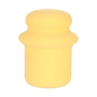 Makeup Sponge with Container (Pineapple)
