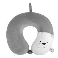 We Bare Bears Memory Foam U-shaped Pillow