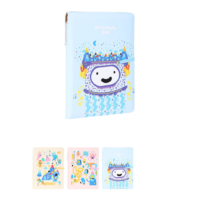 Adventure Time-Graffiti Memo Book with Pen (80 Sheets)