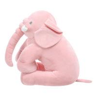 Elephant Plush-Pink