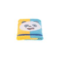 We Bare Bears-Jacquard Face Towel-Yellow&Blue