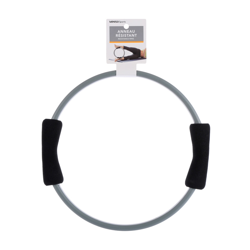 Miniso Sport-Resistance Ring-Grey