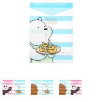 We Bare Bears-A4 Vertical File Folder (2 Pack)
