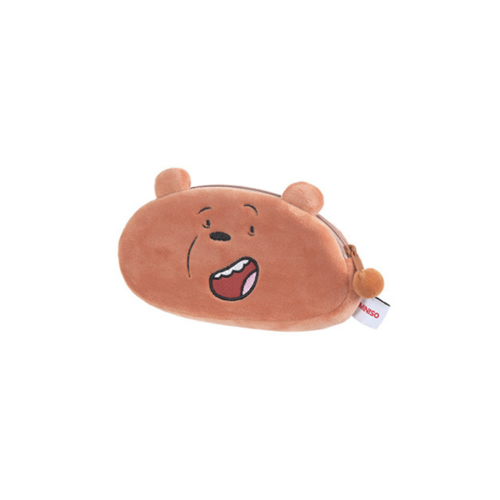 We Bare Bears Pen Bag-Grizzly
