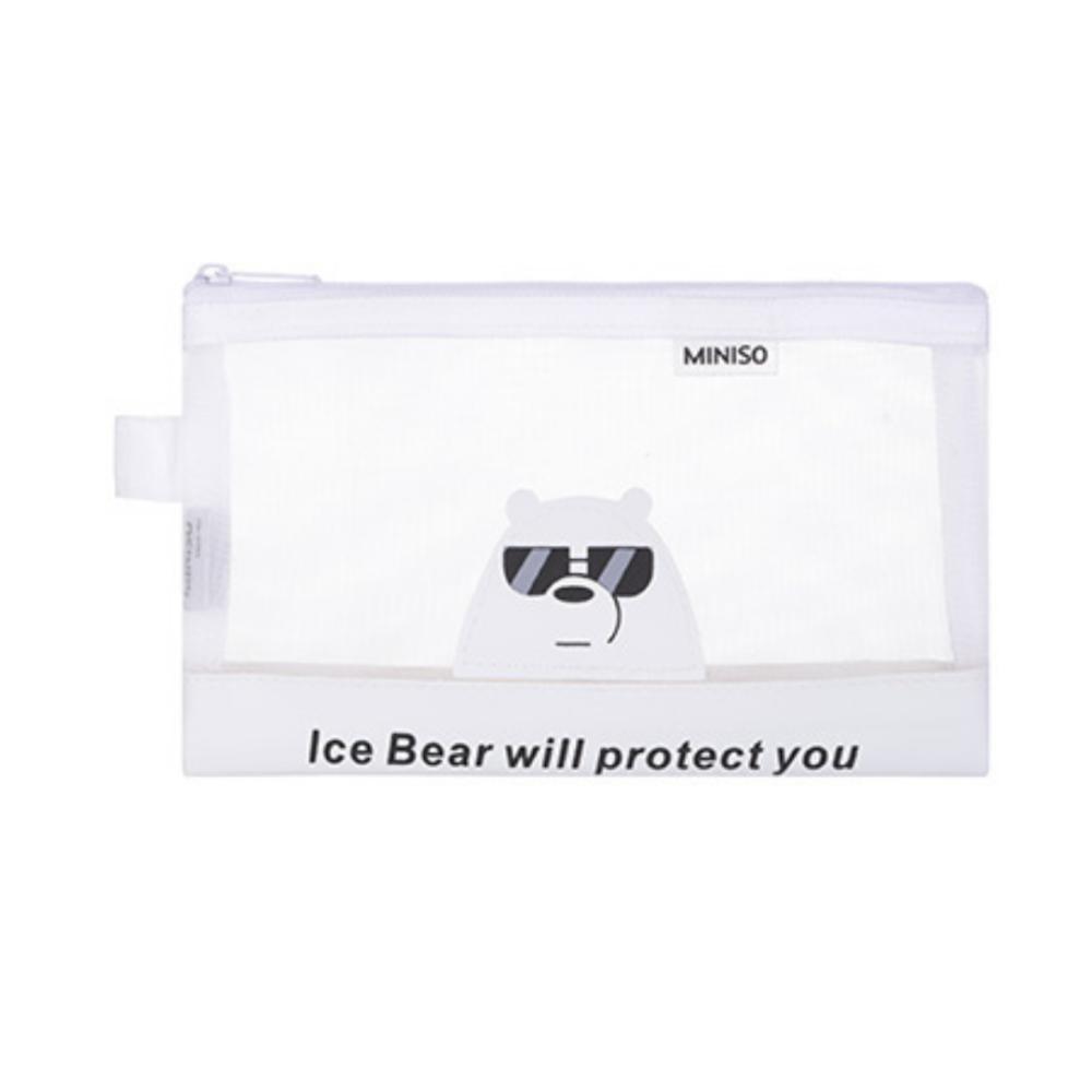 We Bare Bears-Pencil Case-Ice Bear