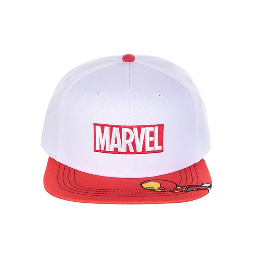 MARVEL Flat Cap