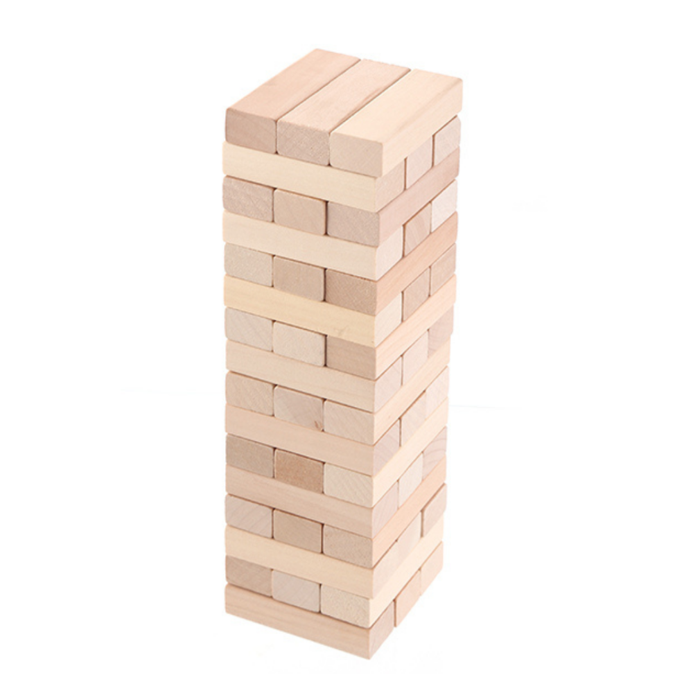 Building Blocks (Natural Wood)