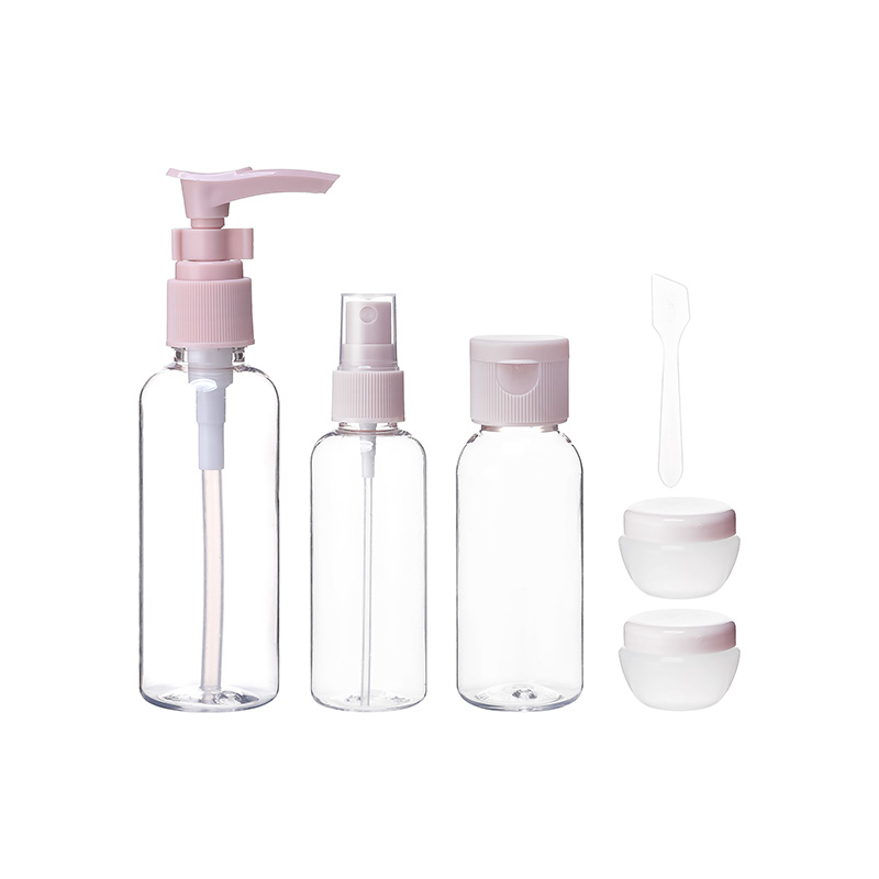 Travel bottle set (5 pcs)