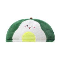 Fruit Series Leisure Blanket With Hat (Avocado)