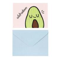 Greeting Card + Envelope