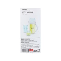 Kitty Kettle and cups