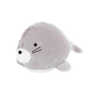 Seal Plush Toy (Grey)