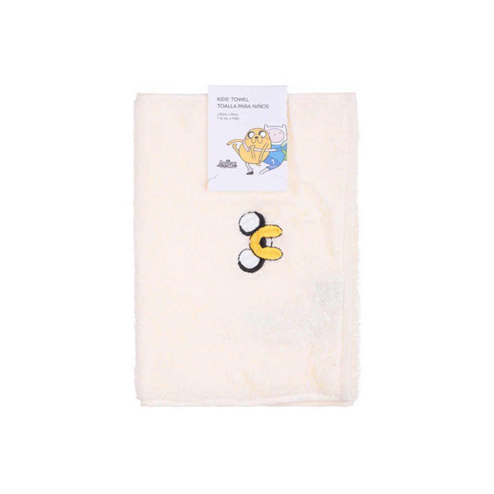 Adventure Time-Kids' Towel (Beige)