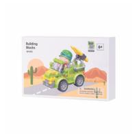 Artillery Series Building Blocks (Off-Road Vehicle)