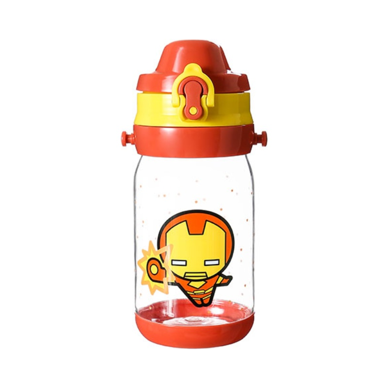 Water Bottle 520ml (Iron Man)