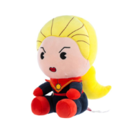 Marvel Plush Cushion-Captain Marvel