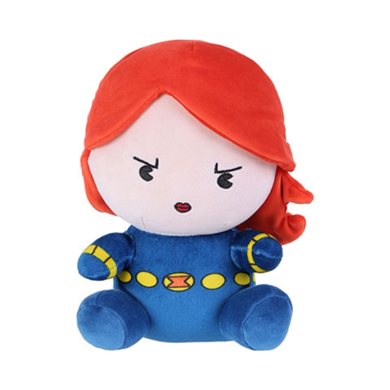 Marvel Plush Cushion-Black Widow