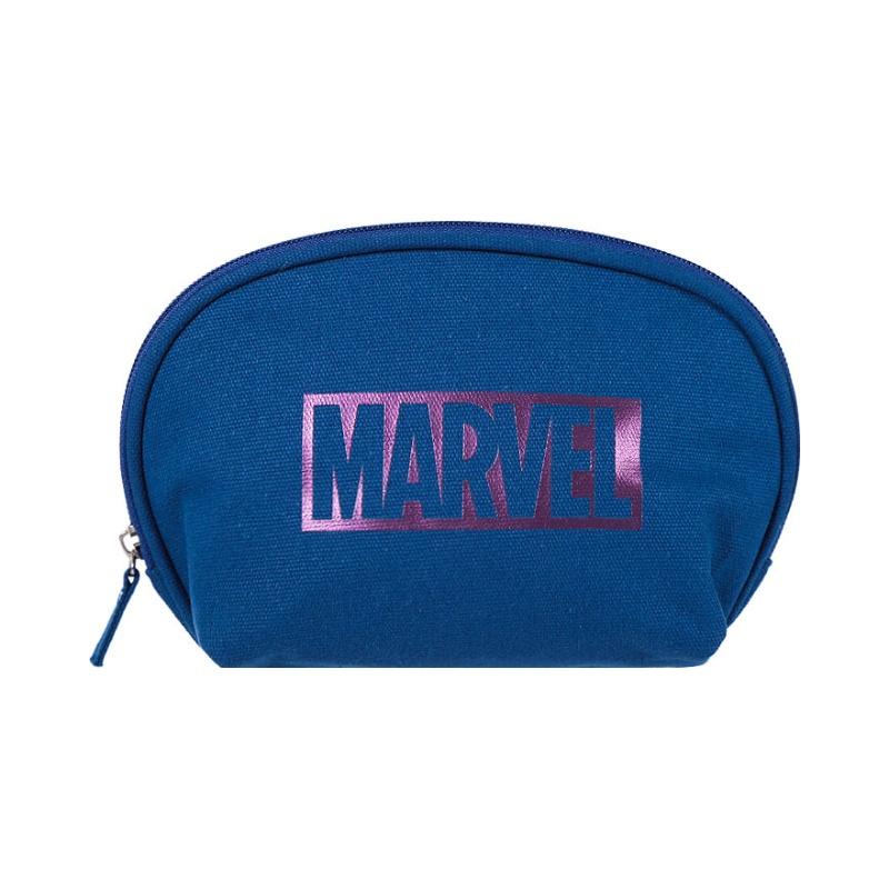 MARVEL Clutch Bag  (Blue)