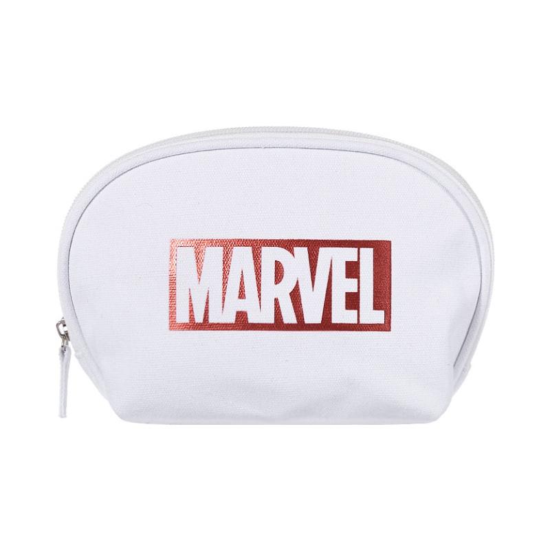 MARVEL Clutch Bag (White)
