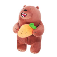 We Bare Bears - Plush Toy (Grizzly)