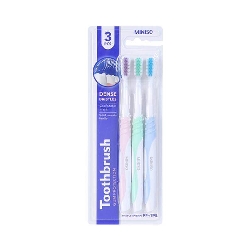 Ultra Comfort Dense Bristles Toothbrush