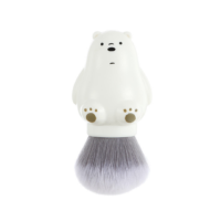 We Bare Bears Makeup Brush - Ice Bear