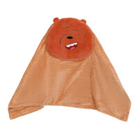 We bare bears Blanket Grizzly