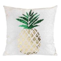 Sequins Cushion Pineapple