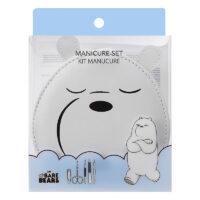 We Bare Bears Manicure Set 5pcs Ice Bear