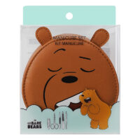 We Bare Bears Manicure Set 5pcs Grizzly
