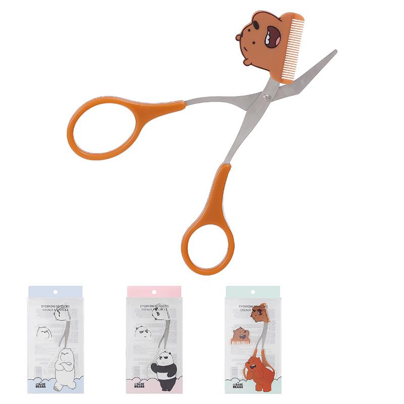 We Bare Bears Eyebrow Scissors