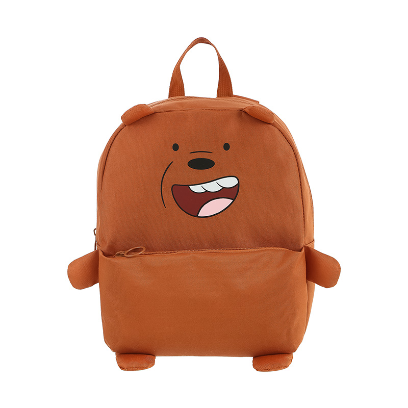 We Bare Bears Backpack(Grizzly)