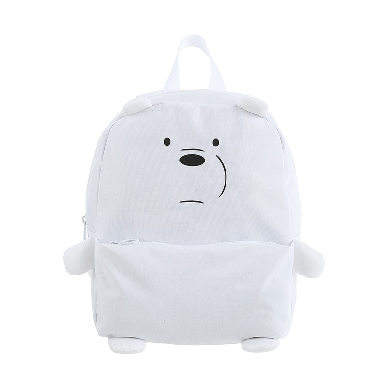 We Bare Bears Backpack(Ice Bear)