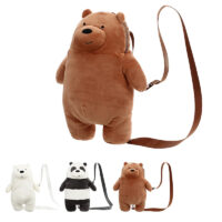 We Bare Bears Chest Bag