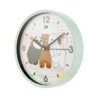 We Bare Bears Wall Clock