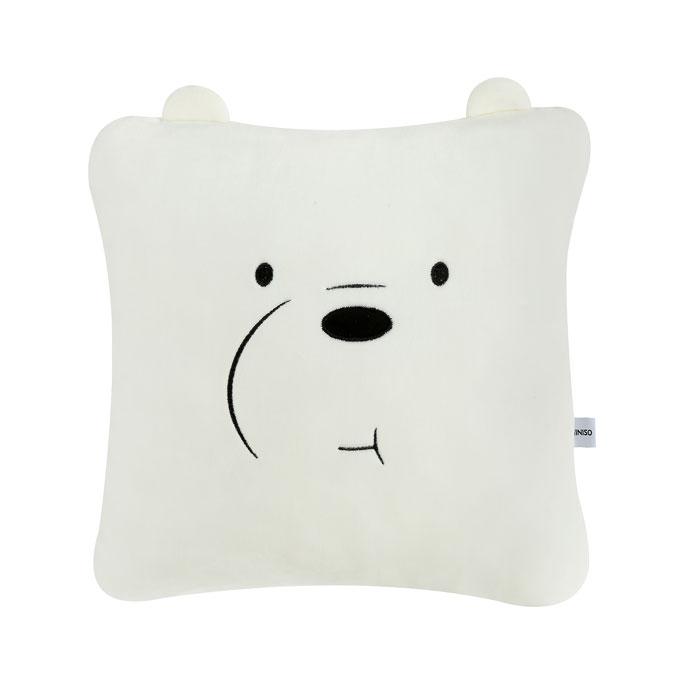 We Bare Bears Pillow & Blanket Ice Bear