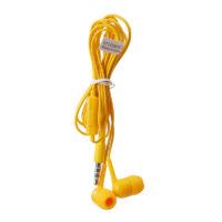 Colorful Music Earphone Model No.HF236 Yellow